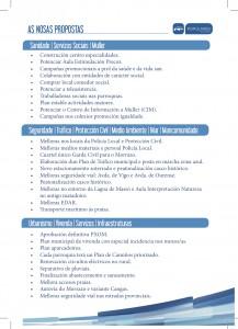 PROGRAMA ELECTORAL 6